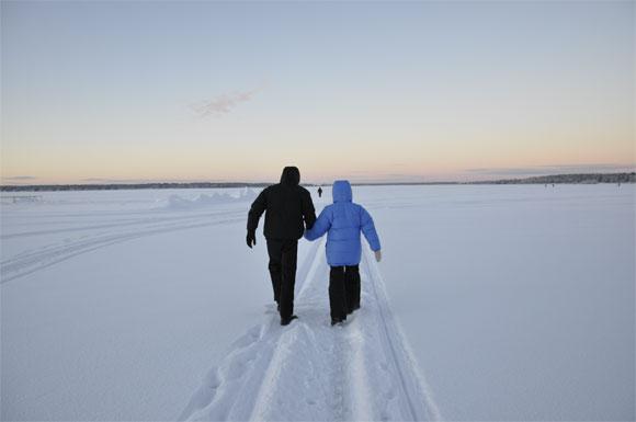 Sweden in December
